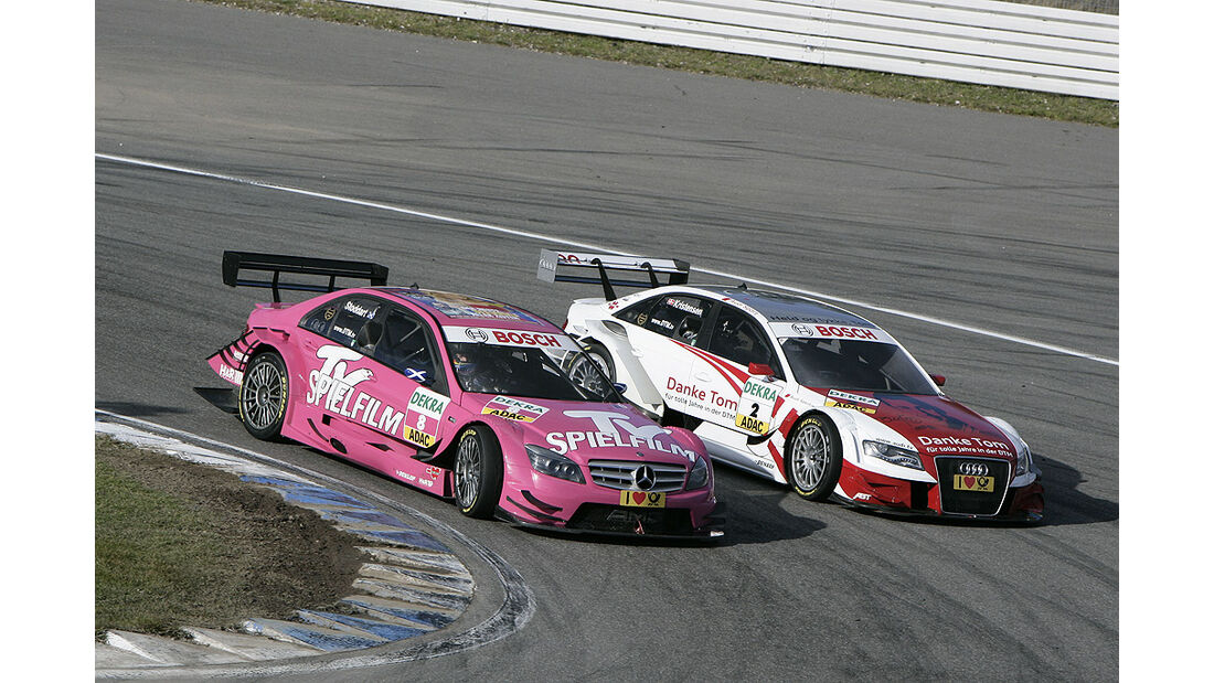 DTM Finale Hockenheim 2009