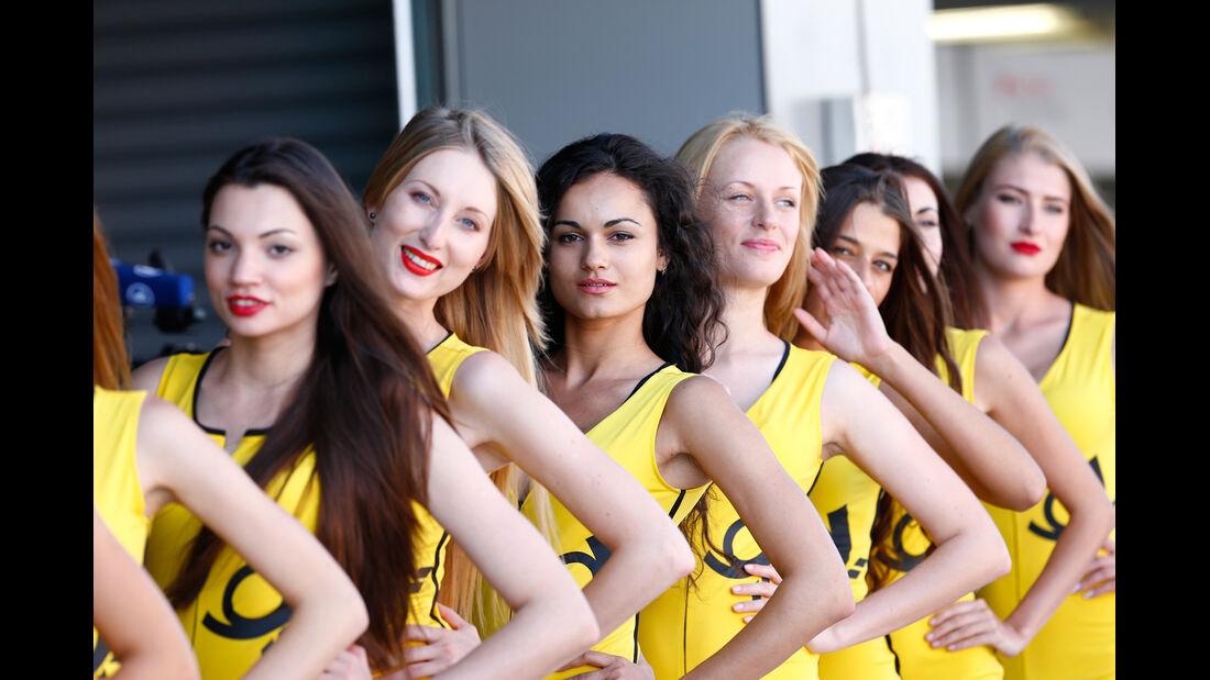 DTM Girls 2014