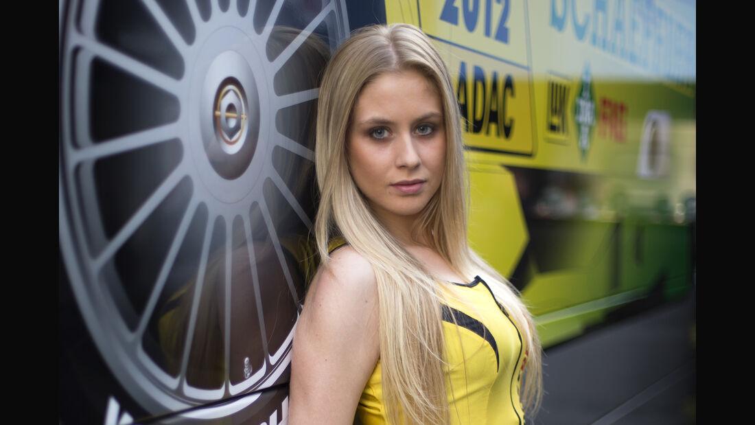 DTM Girls Hockenheim 2012