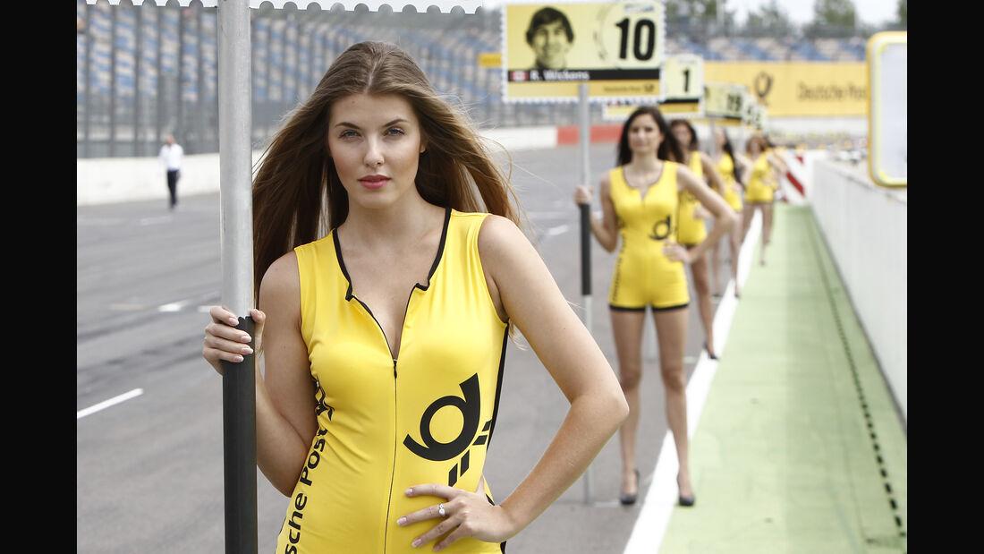 DTM Girls Lausitzring 2013