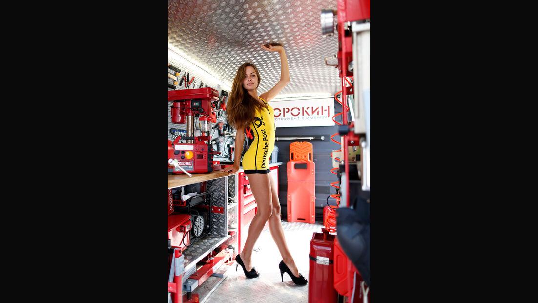 DTM Girls - Moskau Raceway - 2013