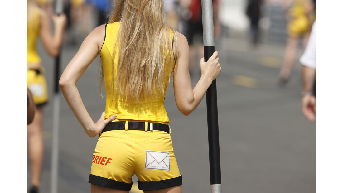 DTM Girls Norisring 2012