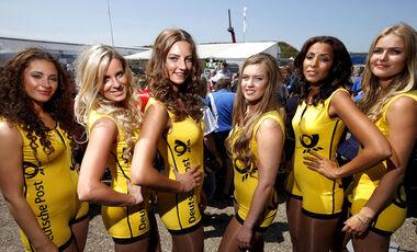 DTM Girls - Zandvoort - 2015