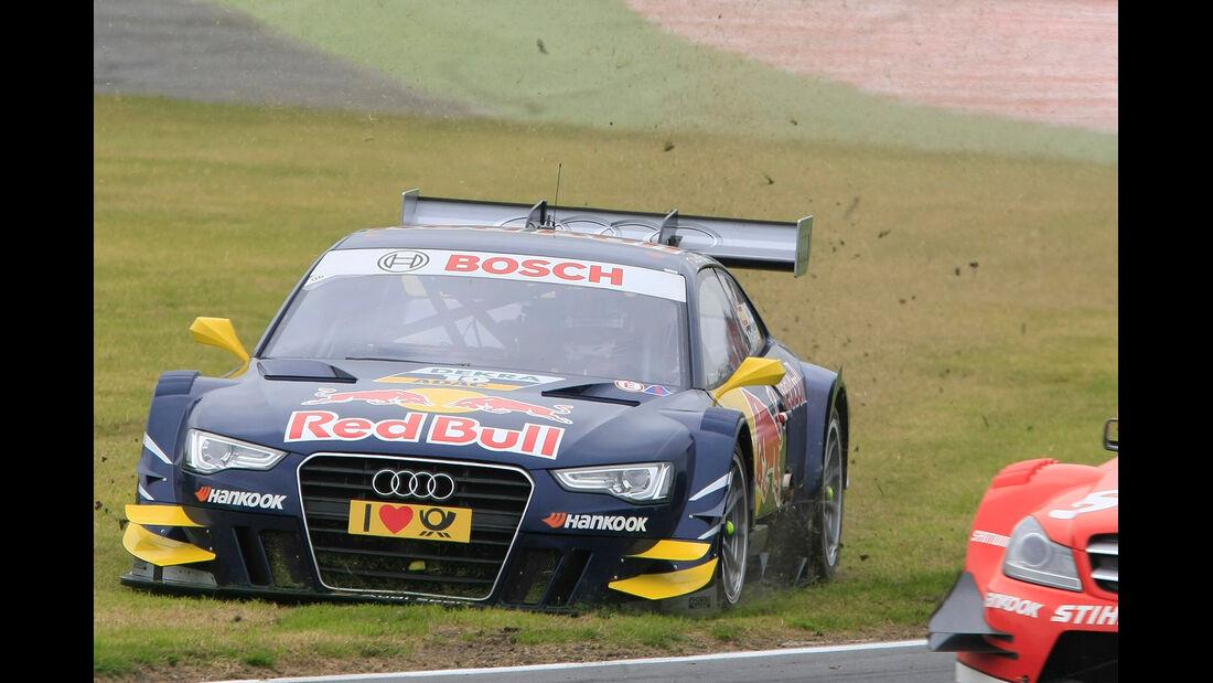 DTM Highlights Crashs 2012