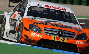DTM Hockenheim 2010 Gary Paffett