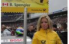 DTM Hockenheim 2010 Grid Girl