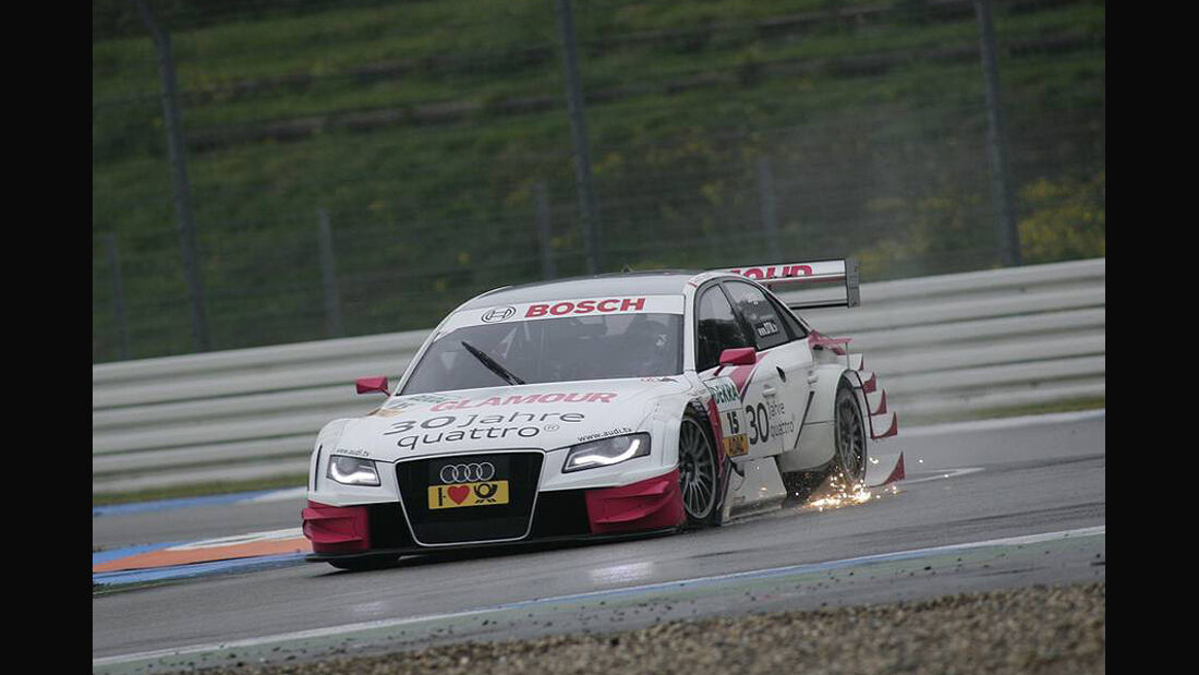 DTM Hockenheim 2010 Legge