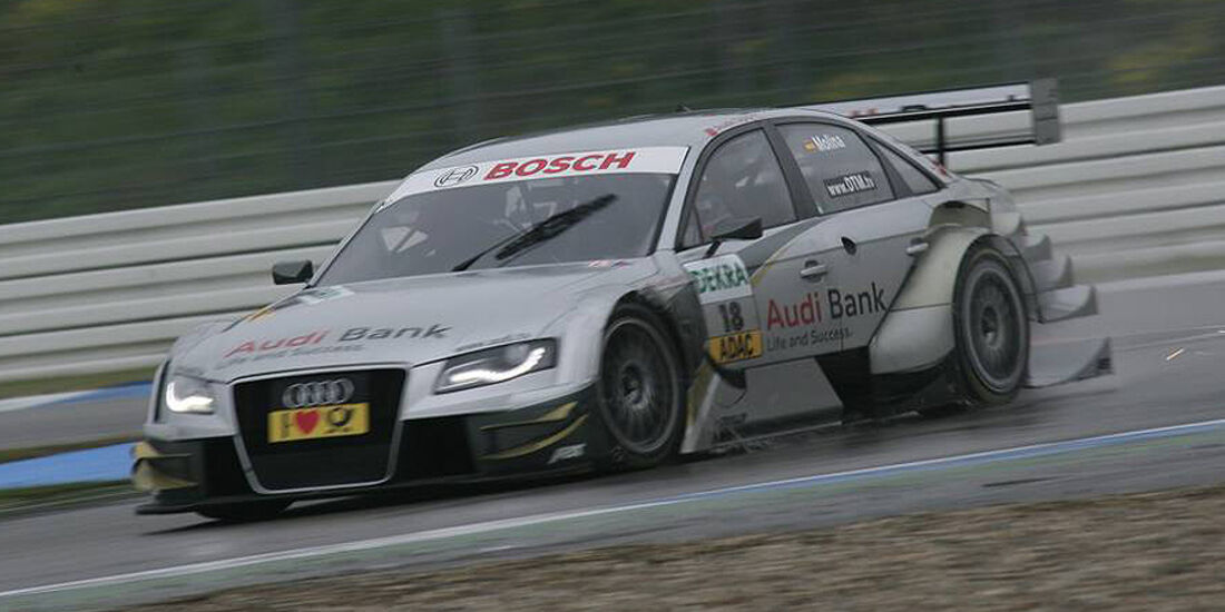 DTM Hockenheim 2010 Molina