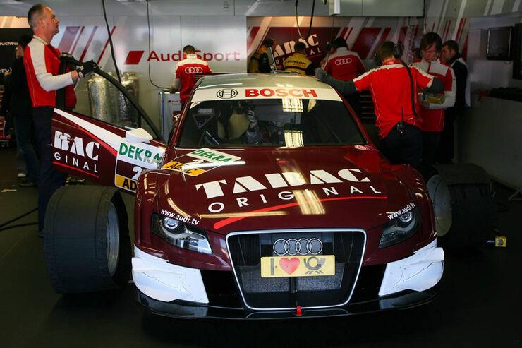 DTM Hockenheim 2010 Qualifying