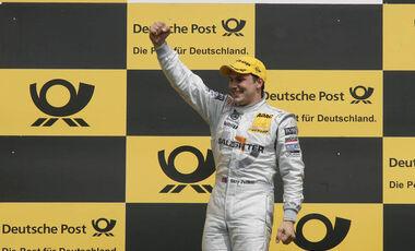 DTM Hockenheim 2010 Rennen
