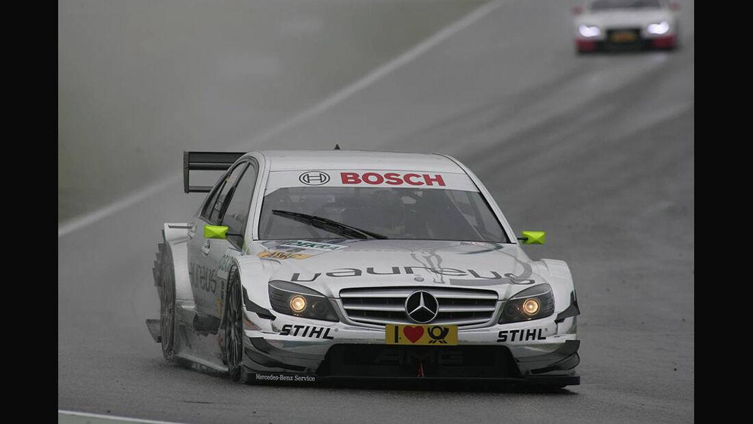 DTM Hockenheim 2010 Schumacher