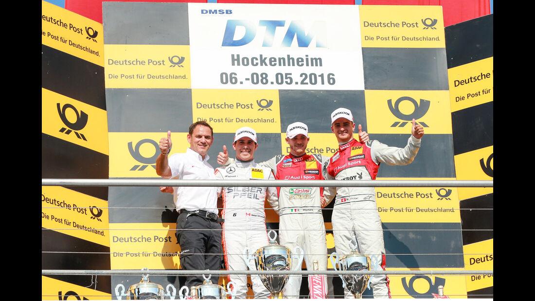 DTM - Hockenheim - 2016
