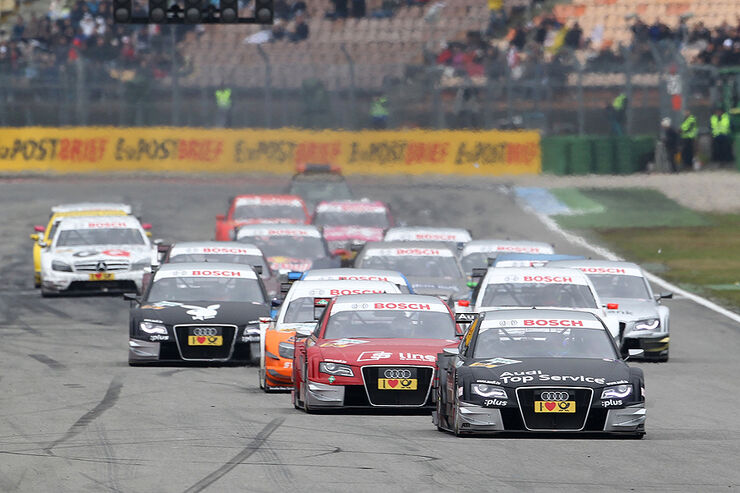 DTM Hockenheim Start