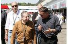 DTM Hockenheimring 2012, Qualifying, Jean Todt, FIA President