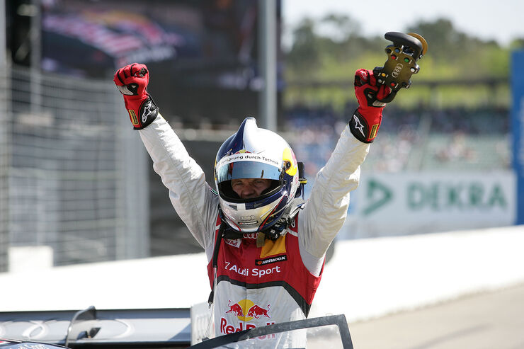 DTM Hockenheimring 2012, Qualifying, Mattias Ekström, Audi A5 DTM