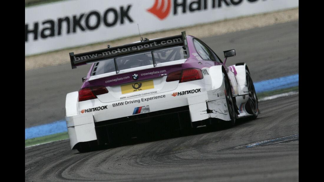 DTM Hockenheimring 2012, Rennen, Andy Priaulx, BMW M3 DTM