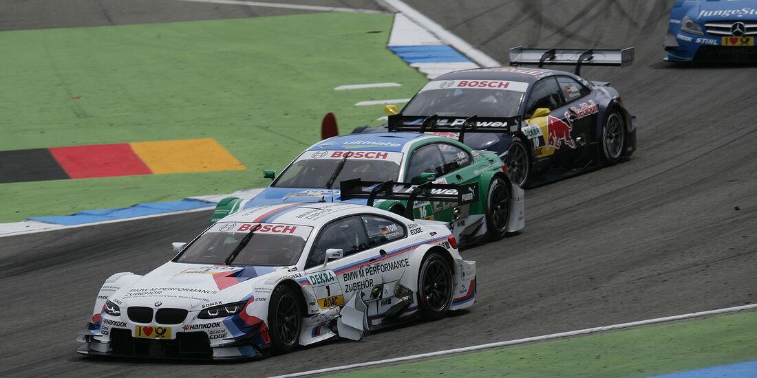 DTM Hockenheimring 2012, Rennen, Martin Tomczyk, BMW M3 DTM