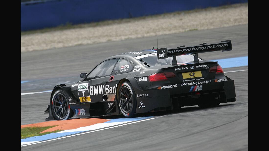 DTM Hockenheimring Training, Bruno Spengler