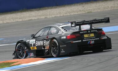 DTM Hockenheimring Training, Bruno Spengler