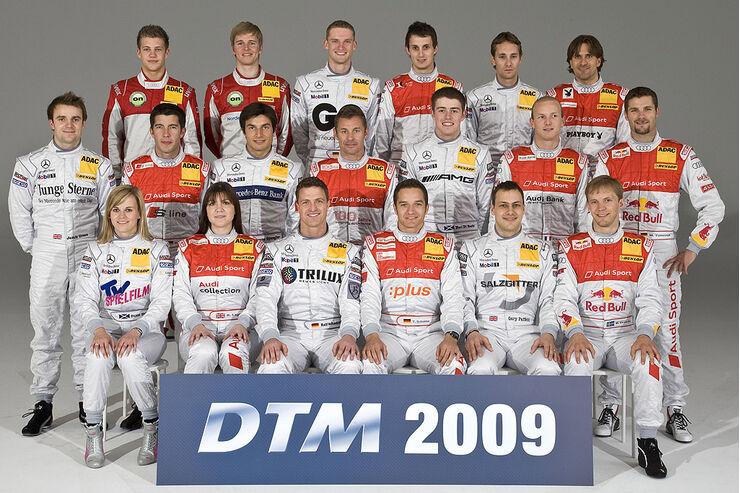 DTM Jahrgang 2009