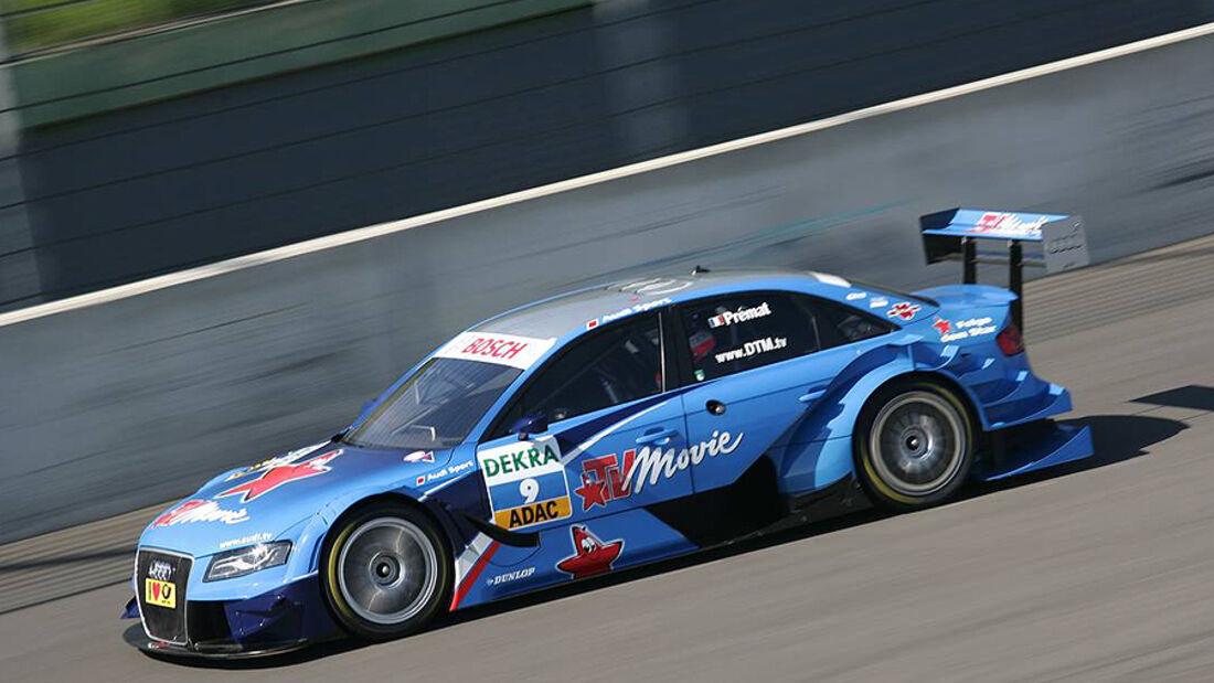 DTM Lausitzring 2010 Alexandre Prémat
