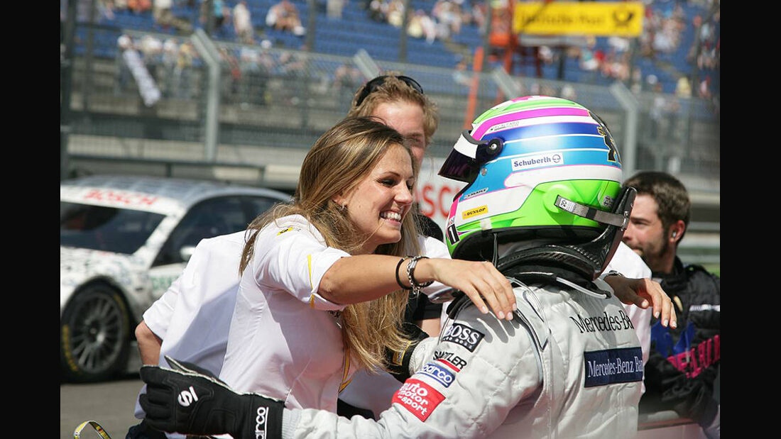DTM Lausitzring 2010 Bruno Spengler