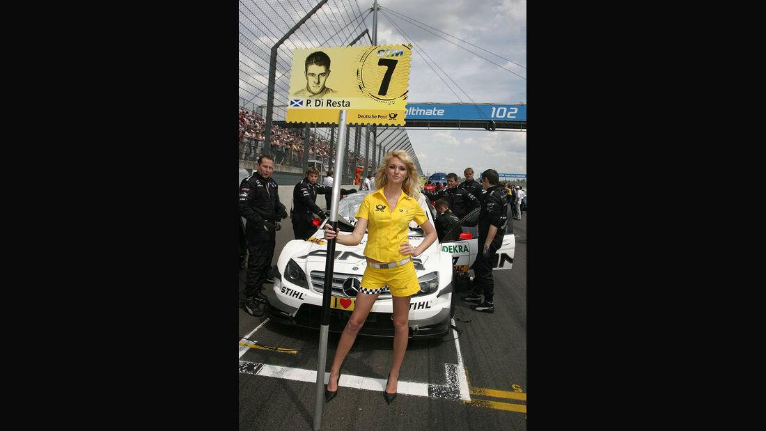 DTM Lausitzring 2010 Gridgirl
