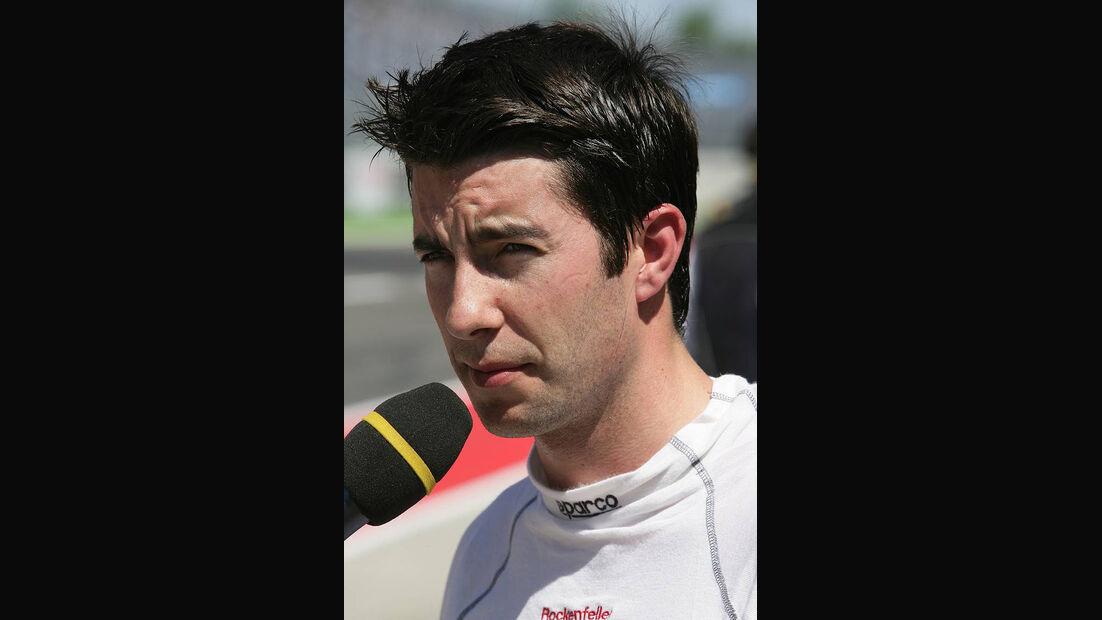 DTM Lausitzring 2010 Mike Rockenfeller