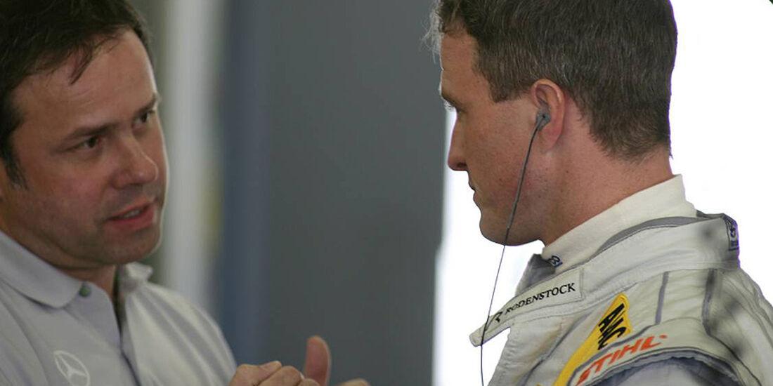 DTM Lausitzring 2010 Ralf Schumacher