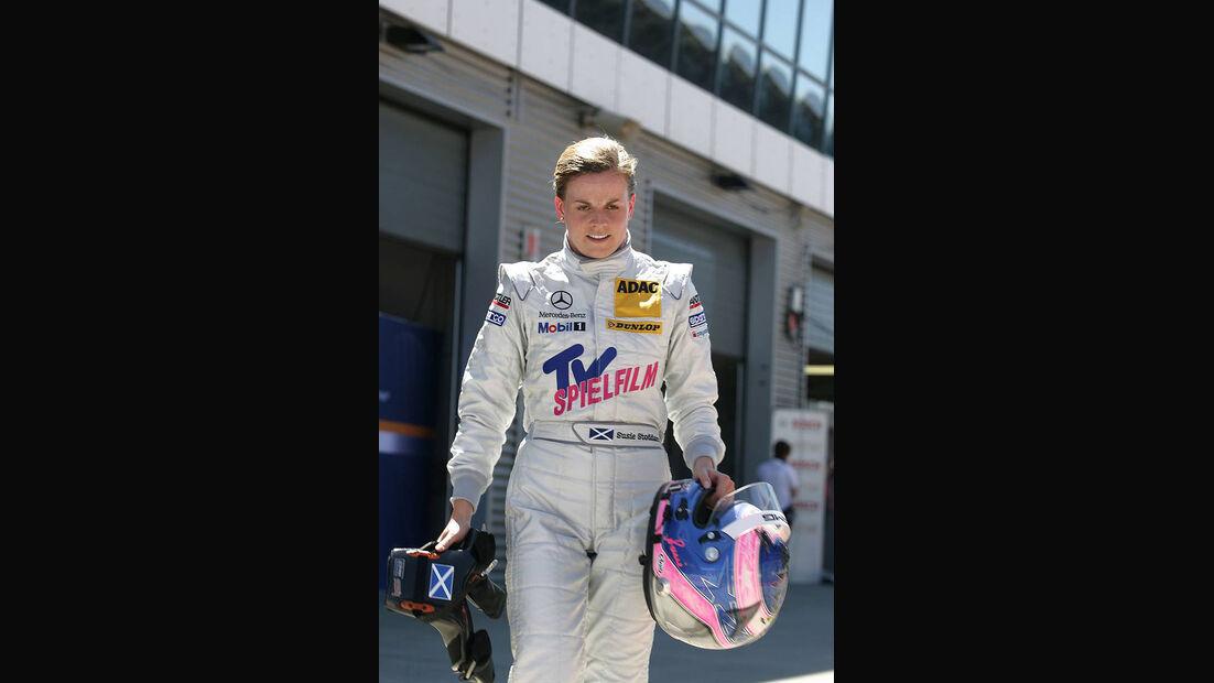 DTM Lausitzring 2010 Susie Stoddart