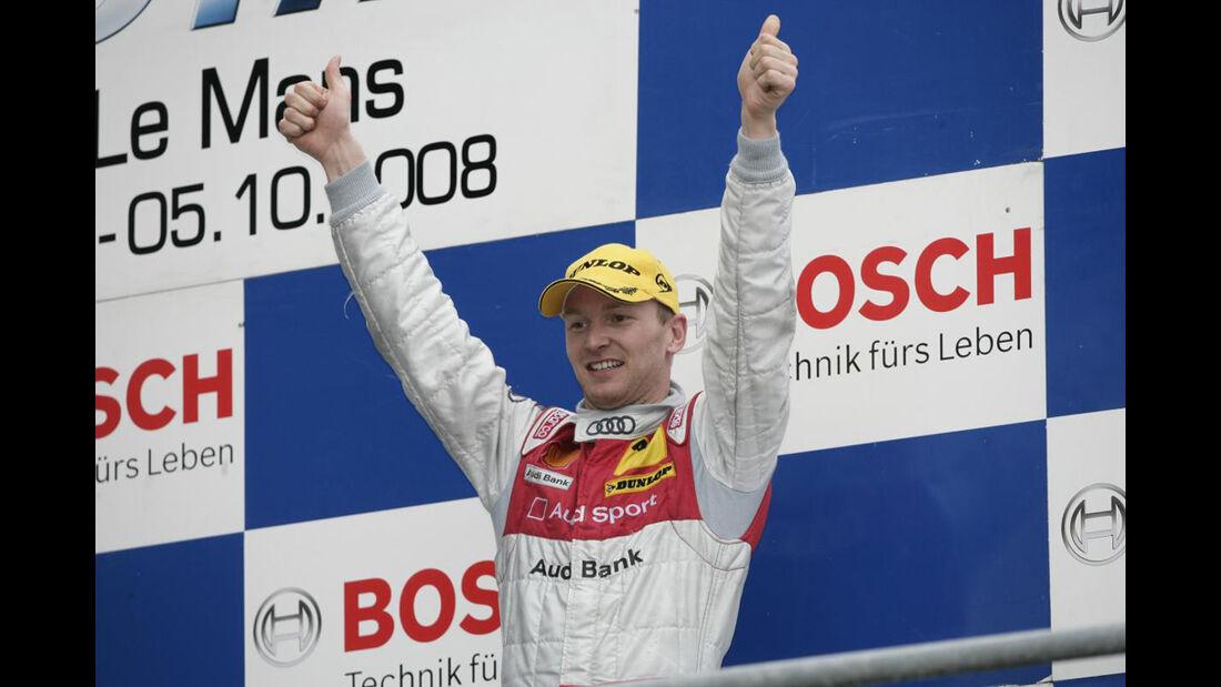 DTM Le Mans, Circuit Bugatti, 05.10.2008