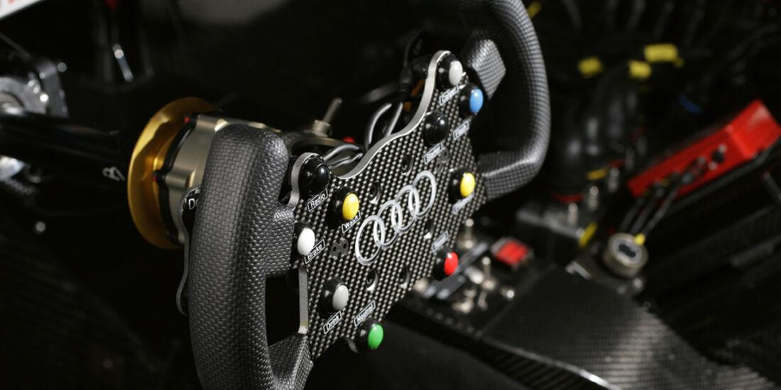 DTM Lenkrad Audi A5 2012