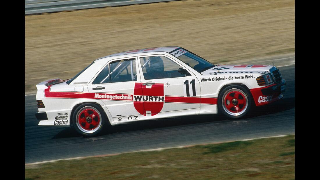 DTM - Mercedes - 1987