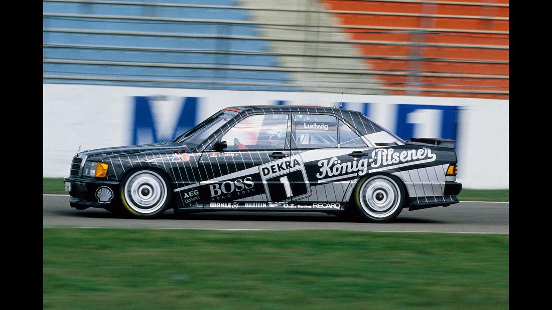 DTM - Mercedes - 1989