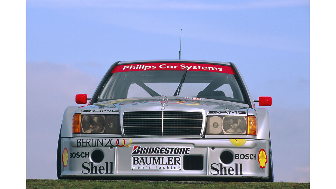 DTM - Mercedes - 1993