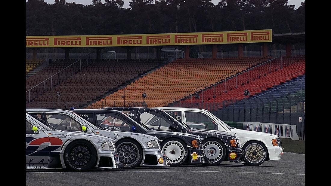 DTM - Mercedes - 2000