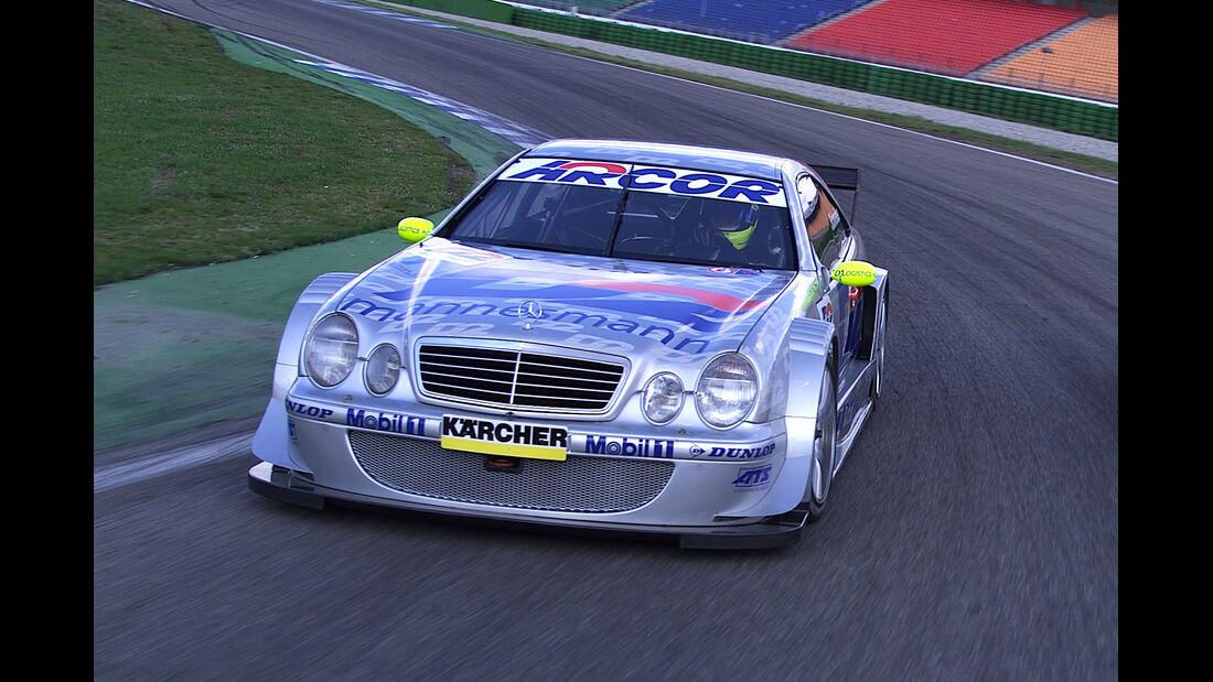 DTM - Mercedes - 2001