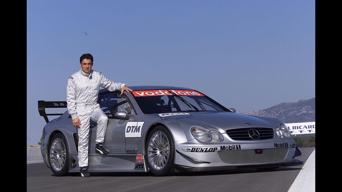 DTM - Mercedes - 2002