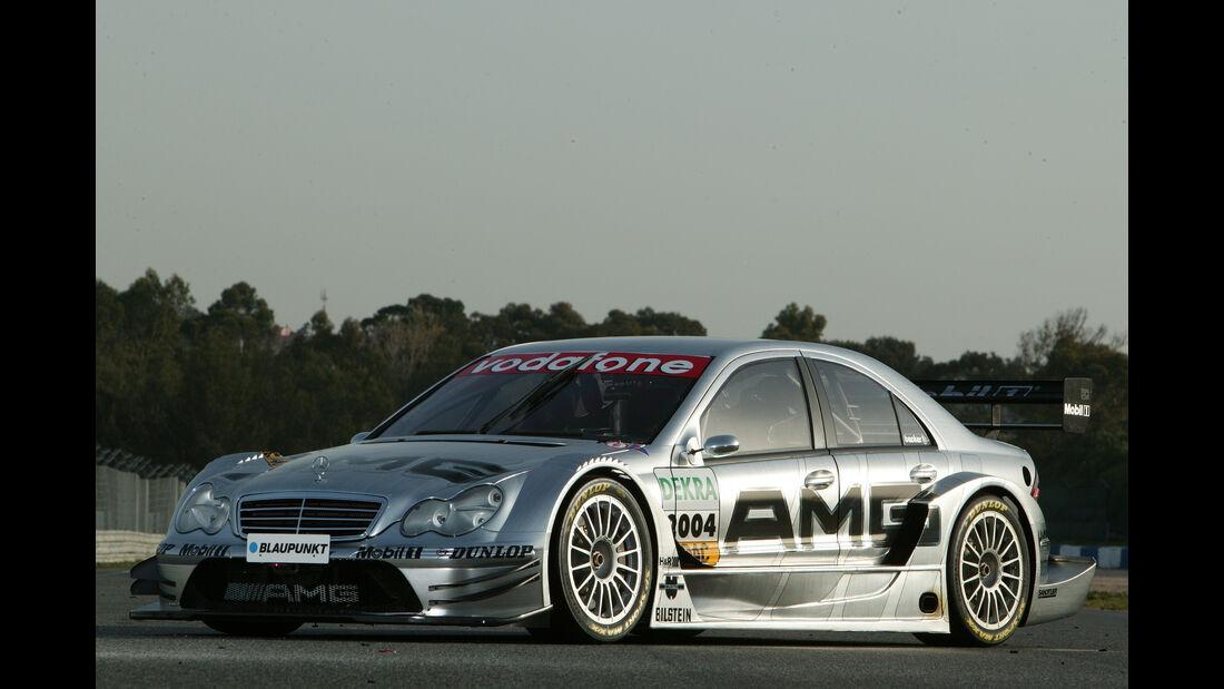 DTM - Mercedes - 2004