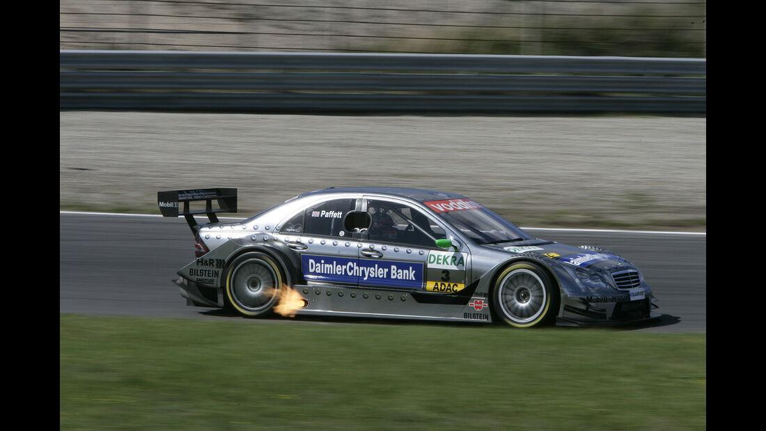 DTM - Mercedes - 2005