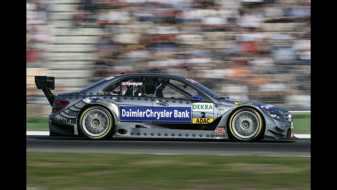 DTM - Mercedes - 2007