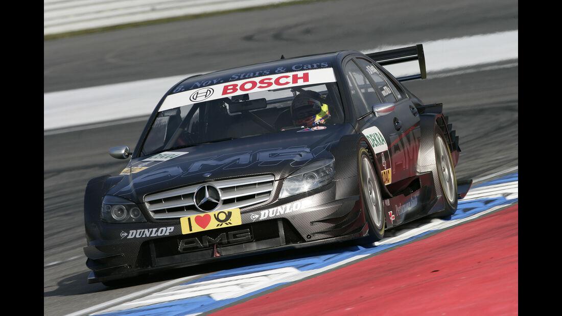 DTM - Mercedes - 2008