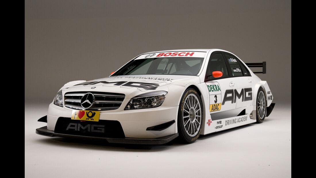 DTM - Mercedes - 2009
