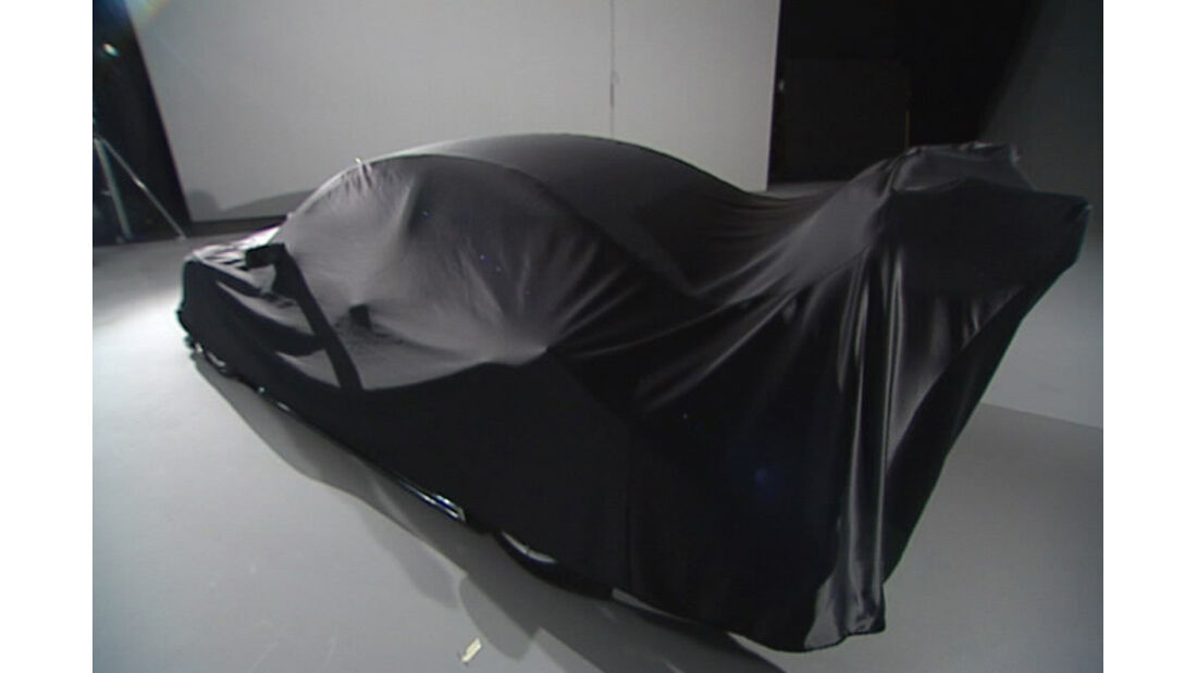 DTM Mercedes 2012 AMG C-Coupe Preview