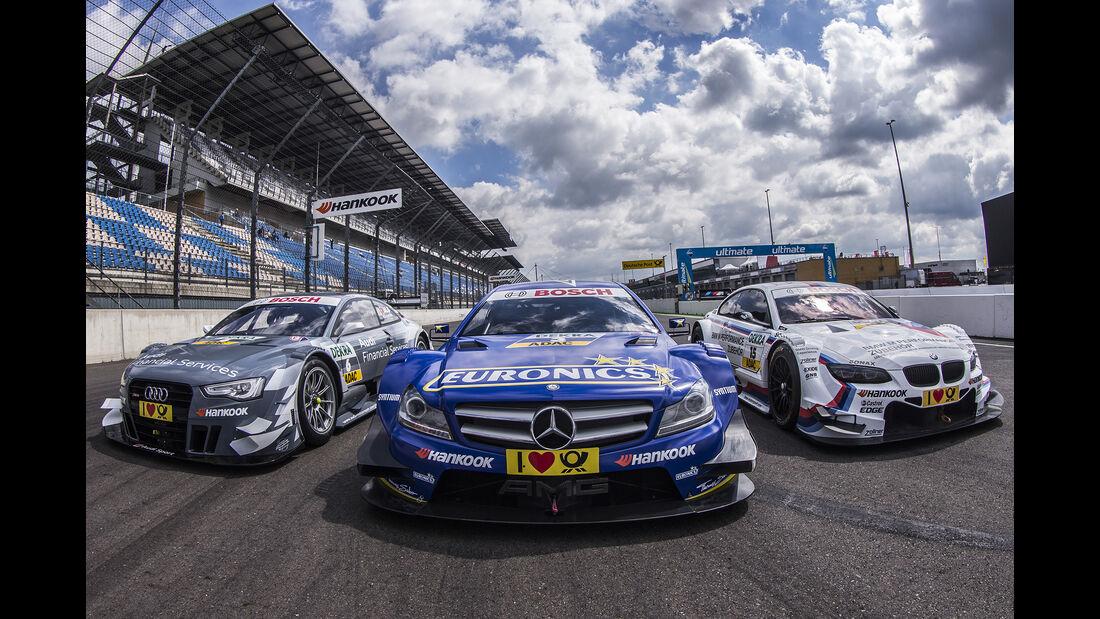 DTM - Mercedes - 2013