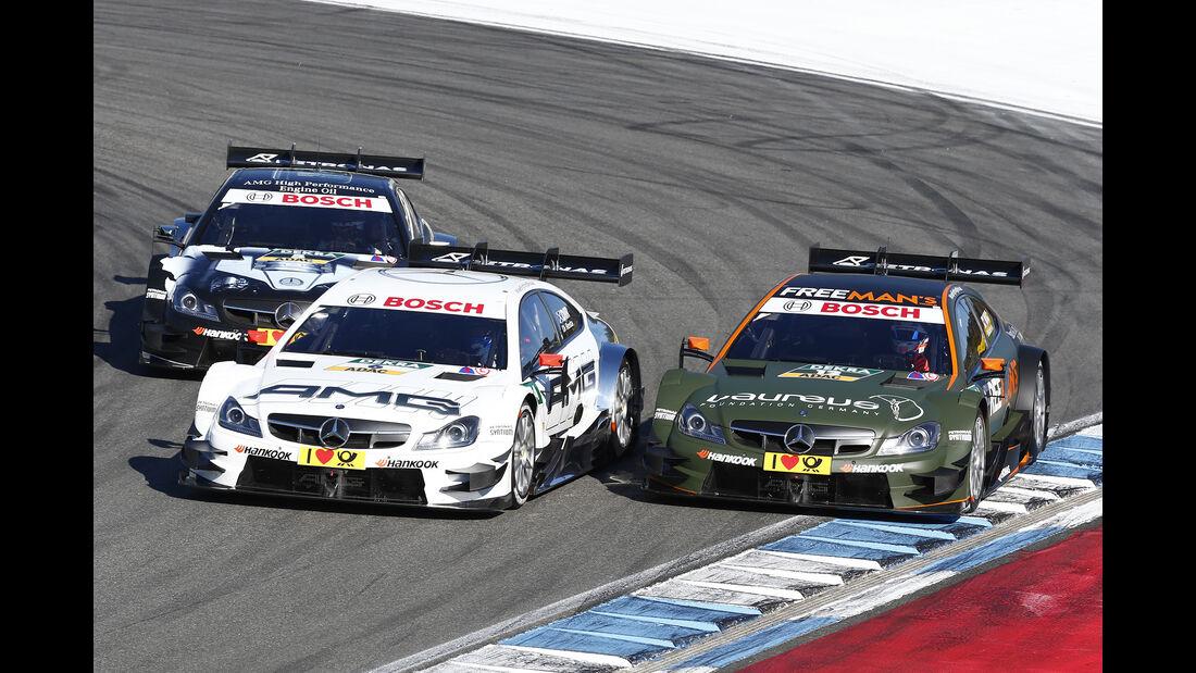 DTM - Mercedes - 2014