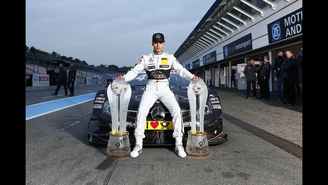 DTM - Mercedes - 2015