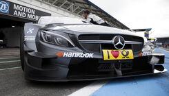Mercedes DTM-Kader 2017