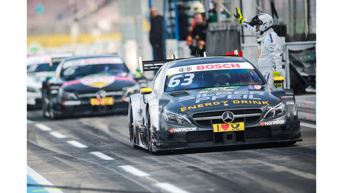 DTM - Mercedes - 2017