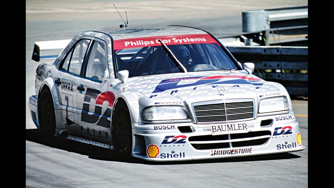 DTM, Mercedes C-Klasse
